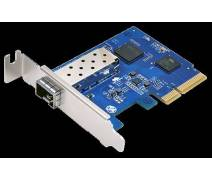 10 Gigabit, tek SFP+ port PCI Expres